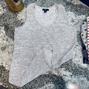 GAP, Small Striped Tank with Pocket
